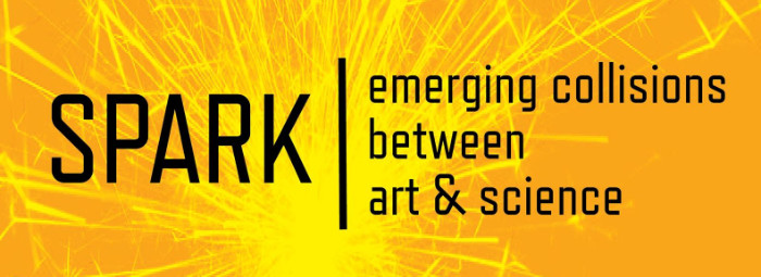Spark! Emerging collisions between art and science