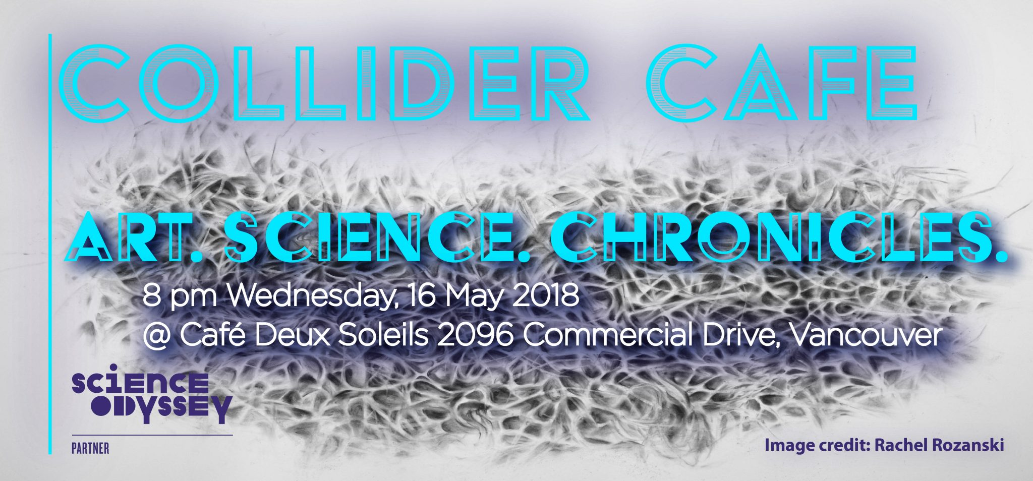 Collider Cafe: Art. Science. Chronicles.