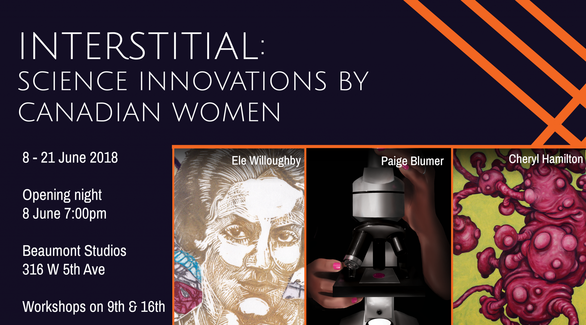 Interstitial: Science Innovations by Canadian Women