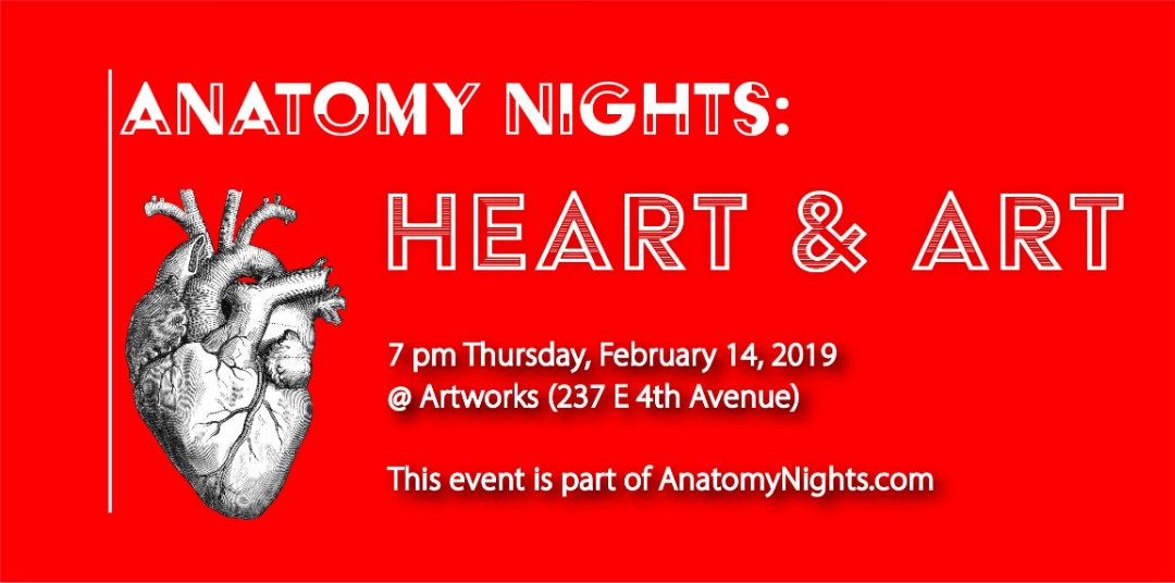 Anatomy Night: Heart and Art