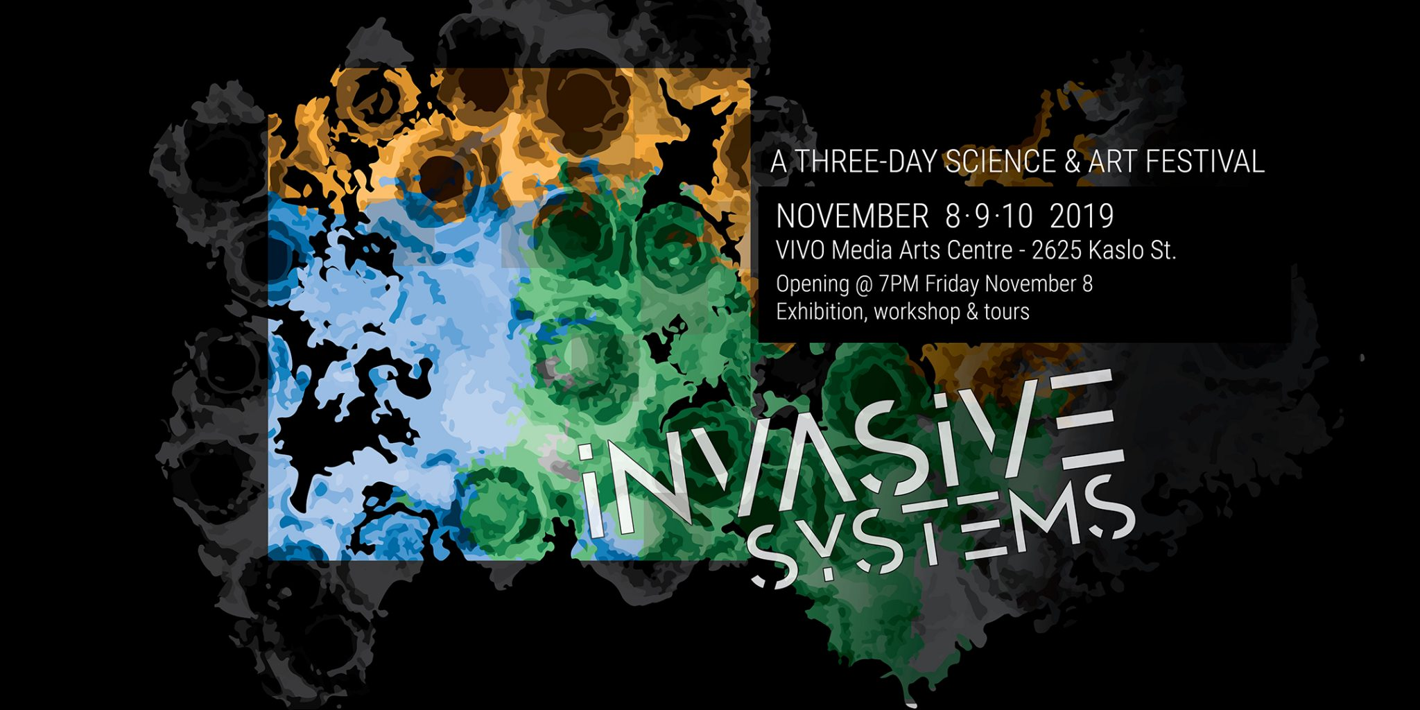 Collisions Festival: Invasive Systems